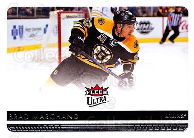 2014-15 Ultra #11 Brad Marchand<br/>2 In Stock - $1.00 each - <a href=https://centericecollectibles.foxycart.com/cart?name=2014-15%20Ultra%20%2311%20Brad%20Marchand...&quantity_max=2&price=$1.00&code=687551 class=foxycart> Buy it now! </a>