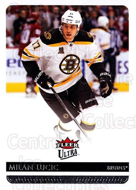 2014-15 Ultra #13 Milan Lucic<br/>2 In Stock - $1.00 each - <a href=https://centericecollectibles.foxycart.com/cart?name=2014-15%20Ultra%20%2313%20Milan%20Lucic...&quantity_max=2&price=$1.00&code=687553 class=foxycart> Buy it now! </a>