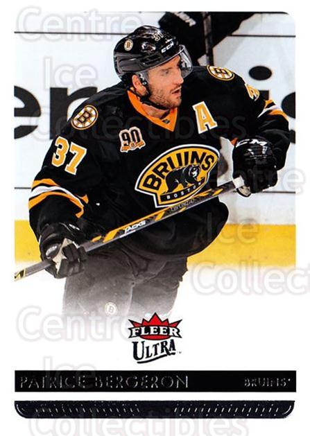 2014-15 Ultra #14 Patrice Bergeron<br/>2 In Stock - $2.00 each - <a href=https://centericecollectibles.foxycart.com/cart?name=2014-15%20Ultra%20%2314%20Patrice%20Bergero...&quantity_max=2&price=$2.00&code=687554 class=foxycart> Buy it now! </a>
