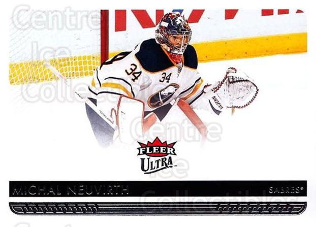 2014-15 Ultra #17 Michal Neuvirth<br/>1 In Stock - $1.00 each - <a href=https://centericecollectibles.foxycart.com/cart?name=2014-15%20Ultra%20%2317%20Michal%20Neuvirth...&quantity_max=1&price=$1.00&code=687557 class=foxycart> Buy it now! </a>