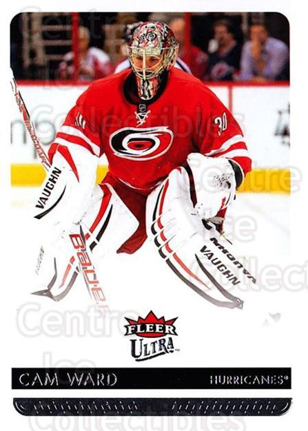2014-15 Ultra #25 Cam Ward<br/>1 In Stock - $1.00 each - <a href=https://centericecollectibles.foxycart.com/cart?name=2014-15%20Ultra%20%2325%20Cam%20Ward...&price=$1.00&code=687565 class=foxycart> Buy it now! </a>