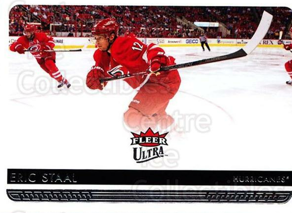 2014-15 Ultra #27 Eric Staal<br/>1 In Stock - $1.00 each - <a href=https://centericecollectibles.foxycart.com/cart?name=2014-15%20Ultra%20%2327%20Eric%20Staal...&quantity_max=1&price=$1.00&code=687567 class=foxycart> Buy it now! </a>