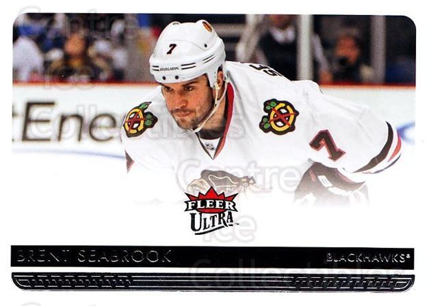 2014-15 Ultra #32 Brent Seabrook<br/>2 In Stock - $1.00 each - <a href=https://centericecollectibles.foxycart.com/cart?name=2014-15%20Ultra%20%2332%20Brent%20Seabrook...&quantity_max=2&price=$1.00&code=687572 class=foxycart> Buy it now! </a>