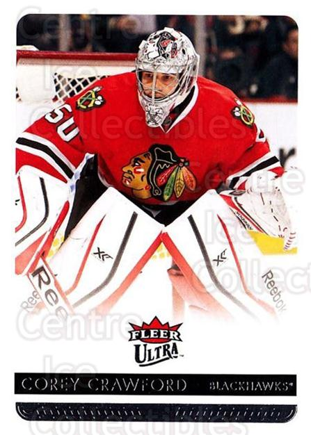 2014-15 Ultra #36 Corey Crawford<br/>2 In Stock - $1.00 each - <a href=https://centericecollectibles.foxycart.com/cart?name=2014-15%20Ultra%20%2336%20Corey%20Crawford...&quantity_max=2&price=$1.00&code=687576 class=foxycart> Buy it now! </a>