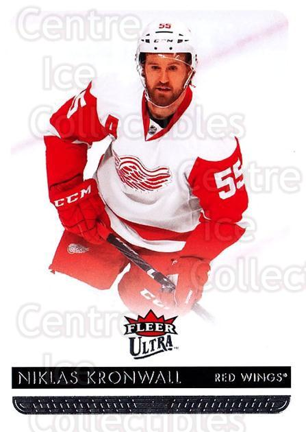 2014-15 Ultra #63 Niklas Kronwall<br/>2 In Stock - $1.00 each - <a href=https://centericecollectibles.foxycart.com/cart?name=2014-15%20Ultra%20%2363%20Niklas%20Kronwall...&quantity_max=2&price=$1.00&code=687603 class=foxycart> Buy it now! </a>