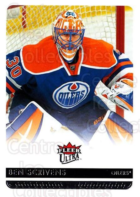 2014-15 Ultra #68 Ben Scrivens<br/>2 In Stock - $1.00 each - <a href=https://centericecollectibles.foxycart.com/cart?name=2014-15%20Ultra%20%2368%20Ben%20Scrivens...&quantity_max=2&price=$1.00&code=687608 class=foxycart> Buy it now! </a>