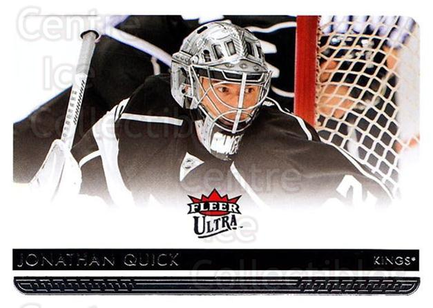 2014-15 Ultra #84 Jonathan Quick<br/>2 In Stock - $1.00 each - <a href=https://centericecollectibles.foxycart.com/cart?name=2014-15%20Ultra%20%2384%20Jonathan%20Quick...&quantity_max=2&price=$1.00&code=687624 class=foxycart> Buy it now! </a>