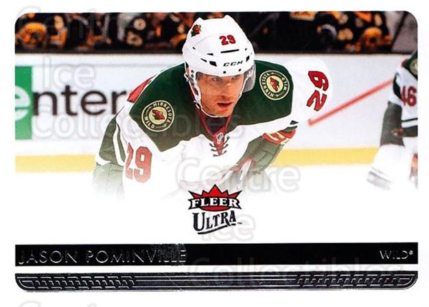 2014-15 Ultra #91 Jason Pominville<br/>2 In Stock - $1.00 each - <a href=https://centericecollectibles.foxycart.com/cart?name=2014-15%20Ultra%20%2391%20Jason%20Pominvill...&quantity_max=2&price=$1.00&code=687631 class=foxycart> Buy it now! </a>