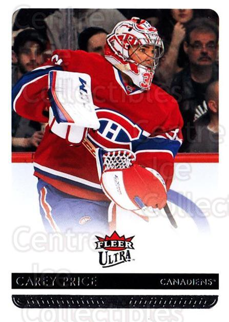 2014-15 Ultra #100 Carey Price<br/>1 In Stock - $2.00 each - <a href=https://centericecollectibles.foxycart.com/cart?name=2014-15%20Ultra%20%23100%20Carey%20Price...&price=$2.00&code=687640 class=foxycart> Buy it now! </a>