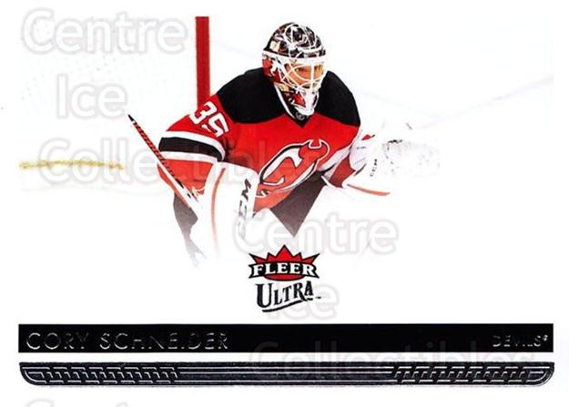2014-15 Ultra #111 Cory Schneider<br/>2 In Stock - $1.00 each - <a href=https://centericecollectibles.foxycart.com/cart?name=2014-15%20Ultra%20%23111%20Cory%20Schneider...&quantity_max=2&price=$1.00&code=687651 class=foxycart> Buy it now! </a>