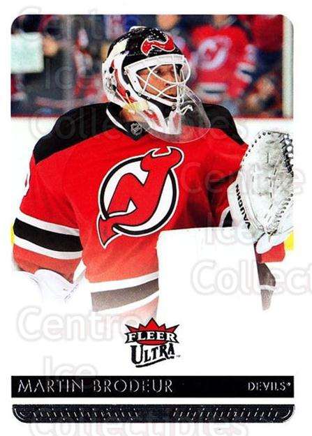 2014-15 Ultra #112 Martin Brodeur<br/>1 In Stock - $2.00 each - <a href=https://centericecollectibles.foxycart.com/cart?name=2014-15%20Ultra%20%23112%20Martin%20Brodeur...&quantity_max=1&price=$2.00&code=687652 class=foxycart> Buy it now! </a>