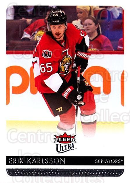 2014-15 Ultra #129 Erik Karlsson<br/>1 In Stock - $1.00 each - <a href=https://centericecollectibles.foxycart.com/cart?name=2014-15%20Ultra%20%23129%20Erik%20Karlsson...&quantity_max=1&price=$1.00&code=687669 class=foxycart> Buy it now! </a>