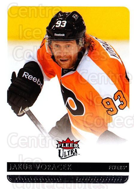 2014-15 Ultra #132 Jakub Voracek<br/>2 In Stock - $1.00 each - <a href=https://centericecollectibles.foxycart.com/cart?name=2014-15%20Ultra%20%23132%20Jakub%20Voracek...&quantity_max=2&price=$1.00&code=687672 class=foxycart> Buy it now! </a>
