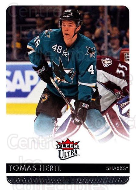 2014-15 Ultra #155 Tomas Hertl<br/>1 In Stock - $1.00 each - <a href=https://centericecollectibles.foxycart.com/cart?name=2014-15%20Ultra%20%23155%20Tomas%20Hertl...&quantity_max=1&price=$1.00&code=687695 class=foxycart> Buy it now! </a>