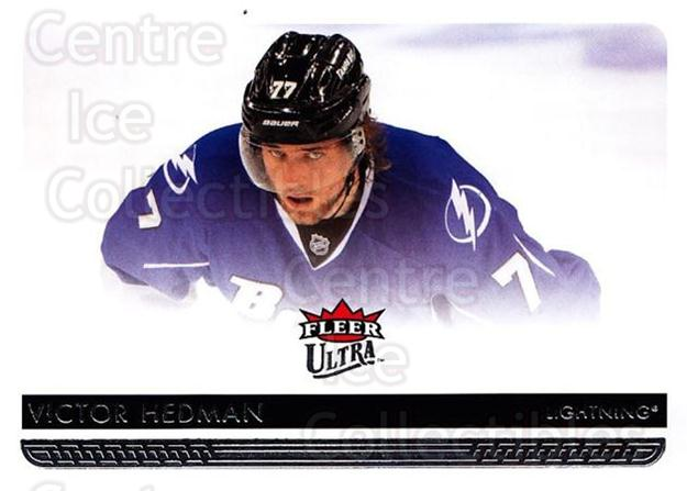 2014-15 Ultra #173 Victor Hedman<br/>2 In Stock - $1.00 each - <a href=https://centericecollectibles.foxycart.com/cart?name=2014-15%20Ultra%20%23173%20Victor%20Hedman...&quantity_max=2&price=$1.00&code=687713 class=foxycart> Buy it now! </a>