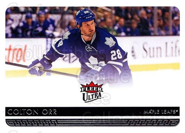 2014-15 Ultra #179 Colton Orr<br/>2 In Stock - $1.00 each - <a href=https://centericecollectibles.foxycart.com/cart?name=2014-15%20Ultra%20%23179%20Colton%20Orr...&quantity_max=2&price=$1.00&code=687719 class=foxycart> Buy it now! </a>