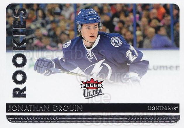 2014-15 Ultra #201 Jonathan Drouin<br/>1 In Stock - $10.00 each - <a href=https://centericecollectibles.foxycart.com/cart?name=2014-15%20Ultra%20%23201%20Jonathan%20Drouin...&quantity_max=1&price=$10.00&code=687741 class=foxycart> Buy it now! </a>