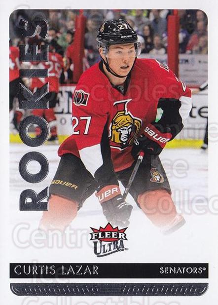 2014-15 Ultra #208 Curtis Lazar<br/>1 In Stock - $10.00 each - <a href=https://centericecollectibles.foxycart.com/cart?name=2014-15%20Ultra%20%23208%20Curtis%20Lazar...&quantity_max=1&price=$10.00&code=687748 class=foxycart> Buy it now! </a>