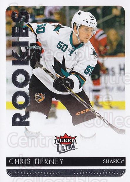 2014-15 Ultra #225 Chris Tierney<br/>1 In Stock - $10.00 each - <a href=https://centericecollectibles.foxycart.com/cart?name=2014-15%20Ultra%20%23225%20Chris%20Tierney...&quantity_max=1&price=$10.00&code=687765 class=foxycart> Buy it now! </a>