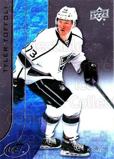 2015-16 UD Ice #4 Tyler Toffoli<br/>6 In Stock - $2.00 each - <a href=https://centericecollectibles.foxycart.com/cart?name=2015-16%20UD%20Ice%20%234%20Tyler%20Toffoli...&quantity_max=6&price=$2.00&code=687922 class=foxycart> Buy it now! </a>