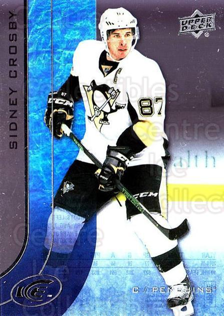 2015-16 UD Ice #11 Sidney Crosby<br/>5 In Stock - $5.00 each - <a href=https://centericecollectibles.foxycart.com/cart?name=2015-16%20UD%20Ice%20%2311%20Sidney%20Crosby...&quantity_max=5&price=$5.00&code=687929 class=foxycart> Buy it now! </a>