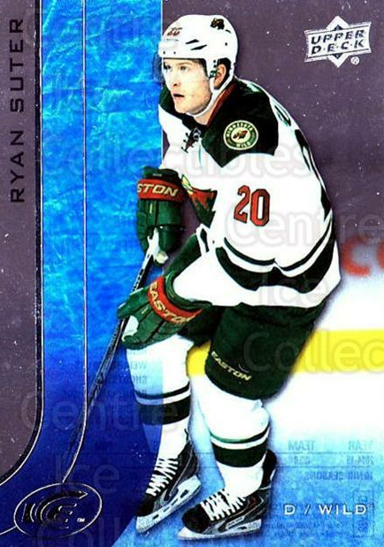 2015-16 UD Ice #12 Ryan Suter<br/>6 In Stock - $2.00 each - <a href=https://centericecollectibles.foxycart.com/cart?name=2015-16%20UD%20Ice%20%2312%20Ryan%20Suter...&quantity_max=6&price=$2.00&code=687930 class=foxycart> Buy it now! </a>
