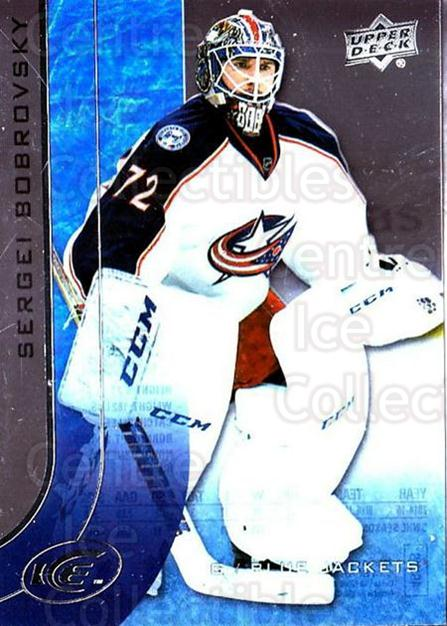 2015-16 UD Ice #39 Sergei Bobrovsky<br/>6 In Stock - $2.00 each - <a href=https://centericecollectibles.foxycart.com/cart?name=2015-16%20UD%20Ice%20%2339%20Sergei%20Bobrovsk...&quantity_max=6&price=$2.00&code=687957 class=foxycart> Buy it now! </a>