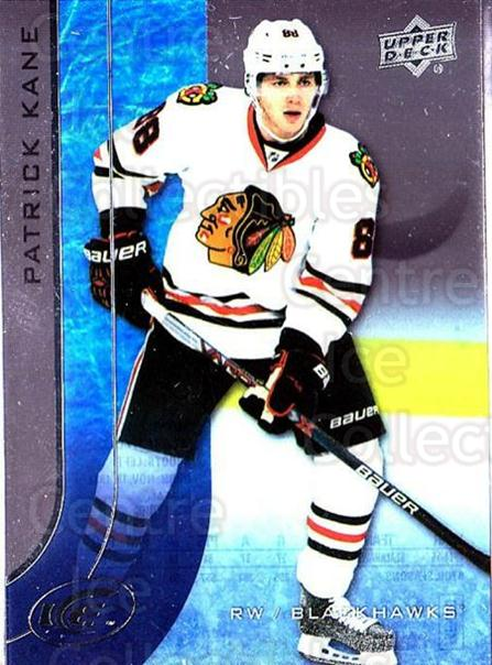 2015-16 UD Ice #47 Patrick Kane<br/>5 In Stock - $3.00 each - <a href=https://centericecollectibles.foxycart.com/cart?name=2015-16%20UD%20Ice%20%2347%20Patrick%20Kane...&quantity_max=5&price=$3.00&code=687965 class=foxycart> Buy it now! </a>