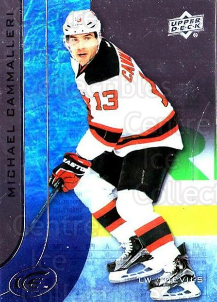 2015-16 UD Ice #70 Michael Cammalleri<br/>6 In Stock - $2.00 each - <a href=https://centericecollectibles.foxycart.com/cart?name=2015-16%20UD%20Ice%20%2370%20Michael%20Cammall...&quantity_max=6&price=$2.00&code=687988 class=foxycart> Buy it now! </a>