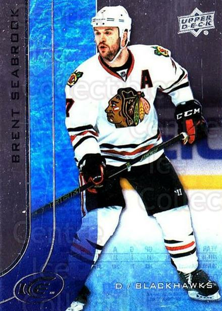 2015-16 UD Ice #80 Brent Seabrook<br/>6 In Stock - $2.00 each - <a href=https://centericecollectibles.foxycart.com/cart?name=2015-16%20UD%20Ice%20%2380%20Brent%20Seabrook...&quantity_max=6&price=$2.00&code=687998 class=foxycart> Buy it now! </a>