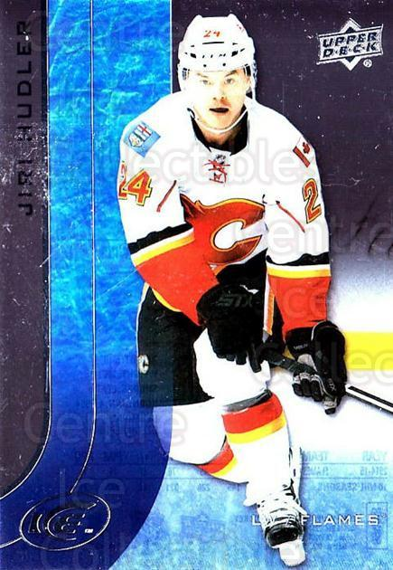 2015-16 UD Ice #85 Jiri Hudler<br/>6 In Stock - $2.00 each - <a href=https://centericecollectibles.foxycart.com/cart?name=2015-16%20UD%20Ice%20%2385%20Jiri%20Hudler...&quantity_max=6&price=$2.00&code=688003 class=foxycart> Buy it now! </a>