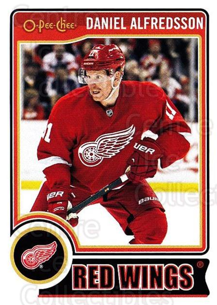 2014-15 O-Pee-chee #4 Daniel Alfredsson<br/>2 In Stock - $1.00 each - <a href=https://centericecollectibles.foxycart.com/cart?name=2014-15%20O-Pee-chee%20%234%20Daniel%20Alfredss...&quantity_max=2&price=$1.00&code=688122 class=foxycart> Buy it now! </a>