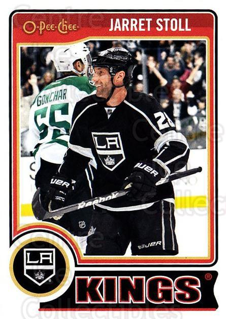 2014-15 O-Pee-chee #6 Jarret Stoll<br/>3 In Stock - $1.00 each - <a href=https://centericecollectibles.foxycart.com/cart?name=2014-15%20O-Pee-chee%20%236%20Jarret%20Stoll...&quantity_max=3&price=$1.00&code=688124 class=foxycart> Buy it now! </a>