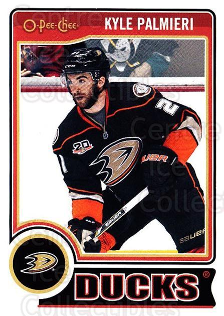 2014-15 O-Pee-chee #21 Kyle Palmieri<br/>5 In Stock - $1.00 each - <a href=https://centericecollectibles.foxycart.com/cart?name=2014-15%20O-Pee-chee%20%2321%20Kyle%20Palmieri...&quantity_max=5&price=$1.00&code=688139 class=foxycart> Buy it now! </a>