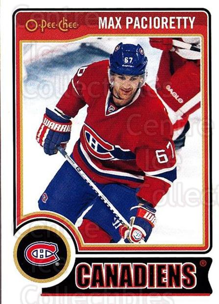 2014-15 O-Pee-chee #35 Max Pacioretty<br/>5 In Stock - $1.00 each - <a href=https://centericecollectibles.foxycart.com/cart?name=2014-15%20O-Pee-chee%20%2335%20Max%20Pacioretty...&quantity_max=5&price=$1.00&code=688153 class=foxycart> Buy it now! </a>