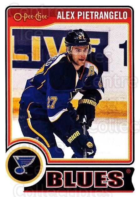 2014-15 O-Pee-chee #49 Alex Pietrangelo<br/>4 In Stock - $1.00 each - <a href=https://centericecollectibles.foxycart.com/cart?name=2014-15%20O-Pee-chee%20%2349%20Alex%20Pietrangel...&quantity_max=4&price=$1.00&code=688167 class=foxycart> Buy it now! </a>