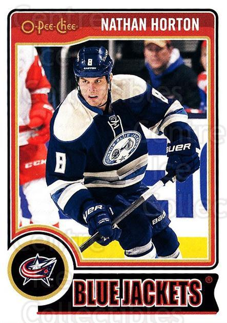 2014-15 O-Pee-chee #52 Nathan Horton<br/>5 In Stock - $1.00 each - <a href=https://centericecollectibles.foxycart.com/cart?name=2014-15%20O-Pee-chee%20%2352%20Nathan%20Horton...&quantity_max=5&price=$1.00&code=688170 class=foxycart> Buy it now! </a>
