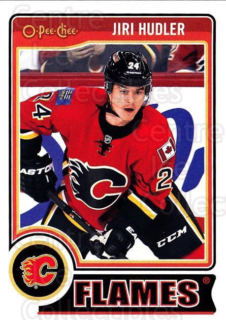 2014-15 O-Pee-chee #66 Jiri Hudler<br/>5 In Stock - $1.00 each - <a href=https://centericecollectibles.foxycart.com/cart?name=2014-15%20O-Pee-chee%20%2366%20Jiri%20Hudler...&quantity_max=5&price=$1.00&code=688184 class=foxycart> Buy it now! </a>
