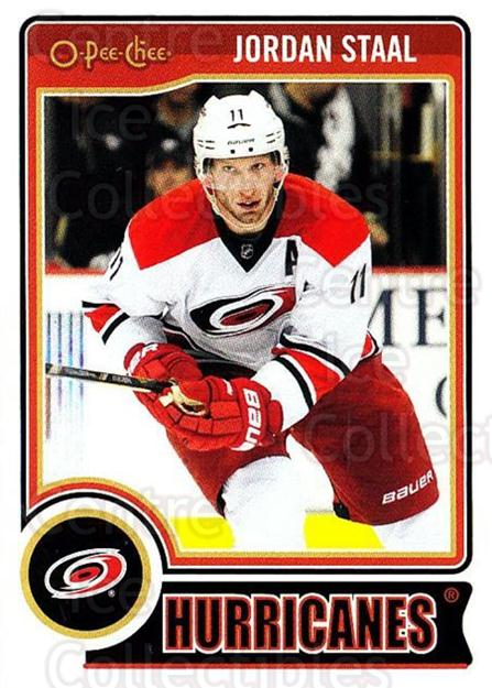 2014-15 O-Pee-chee #73 Jordan Staal<br/>5 In Stock - $1.00 each - <a href=https://centericecollectibles.foxycart.com/cart?name=2014-15%20O-Pee-chee%20%2373%20Jordan%20Staal...&quantity_max=5&price=$1.00&code=688191 class=foxycart> Buy it now! </a>