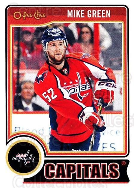 2014-15 O-Pee-chee #81 Mike Green<br/>5 In Stock - $1.00 each - <a href=https://centericecollectibles.foxycart.com/cart?name=2014-15%20O-Pee-chee%20%2381%20Mike%20Green...&quantity_max=5&price=$1.00&code=688199 class=foxycart> Buy it now! </a>