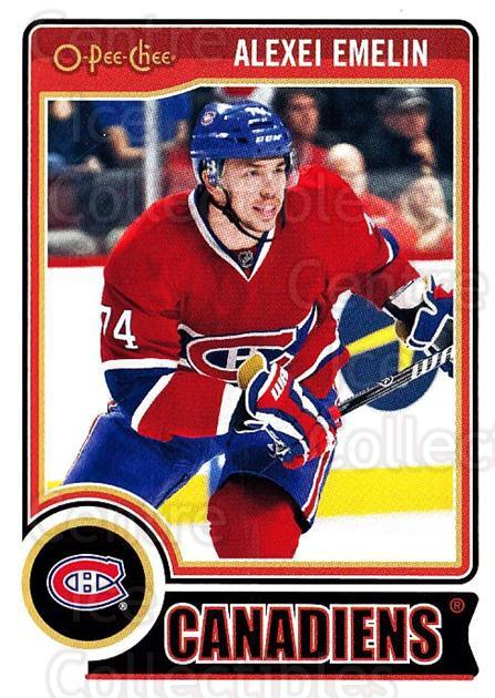 2014-15 O-Pee-chee #86 Alexei Emelin<br/>5 In Stock - $1.00 each - <a href=https://centericecollectibles.foxycart.com/cart?name=2014-15%20O-Pee-chee%20%2386%20Alexei%20Emelin...&quantity_max=5&price=$1.00&code=688204 class=foxycart> Buy it now! </a>