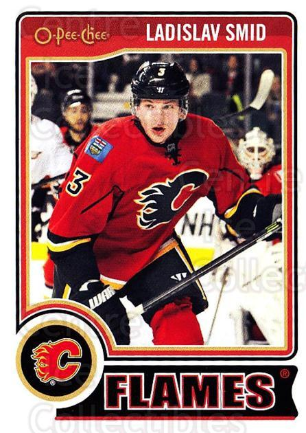 2014-15 O-Pee-chee #90 Ladislav Smid<br/>1 In Stock - $1.00 each - <a href=https://centericecollectibles.foxycart.com/cart?name=2014-15%20O-Pee-chee%20%2390%20Ladislav%20Smid...&quantity_max=1&price=$1.00&code=688208 class=foxycart> Buy it now! </a>