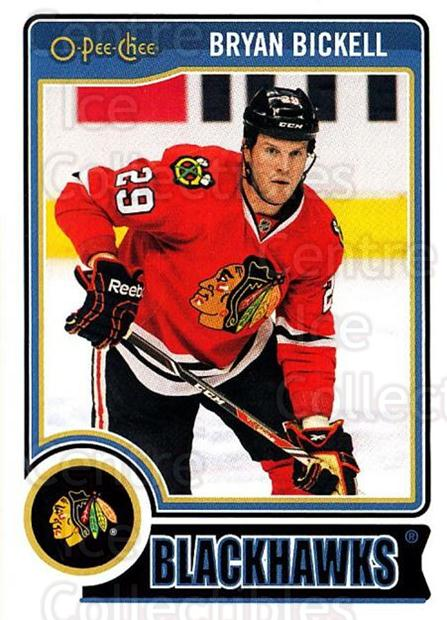2014-15 O-Pee-chee #103 Bryan Bickell<br/>5 In Stock - $1.00 each - <a href=https://centericecollectibles.foxycart.com/cart?name=2014-15%20O-Pee-chee%20%23103%20Bryan%20Bickell...&quantity_max=5&price=$1.00&code=688221 class=foxycart> Buy it now! </a>