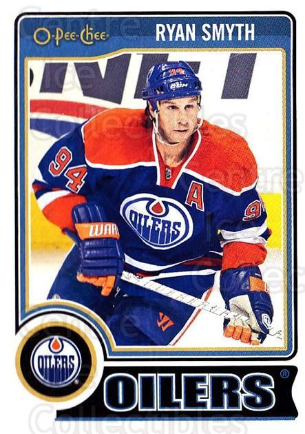 2014-15 O-Pee-chee #110 Ryan Smyth<br/>5 In Stock - $1.00 each - <a href=https://centericecollectibles.foxycart.com/cart?name=2014-15%20O-Pee-chee%20%23110%20Ryan%20Smyth...&quantity_max=5&price=$1.00&code=688228 class=foxycart> Buy it now! </a>