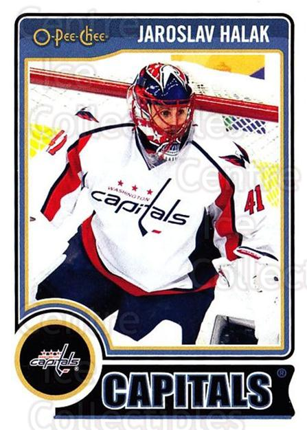 2014-15 O-Pee-chee #114 Jaroslav Halak<br/>2 In Stock - $1.00 each - <a href=https://centericecollectibles.foxycart.com/cart?name=2014-15%20O-Pee-chee%20%23114%20Jaroslav%20Halak...&quantity_max=2&price=$1.00&code=688232 class=foxycart> Buy it now! </a>