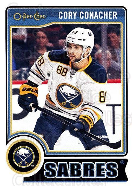 2014-15 O-Pee-chee #125 Cory Conacher<br/>4 In Stock - $1.00 each - <a href=https://centericecollectibles.foxycart.com/cart?name=2014-15%20O-Pee-chee%20%23125%20Cory%20Conacher...&quantity_max=4&price=$1.00&code=688243 class=foxycart> Buy it now! </a>