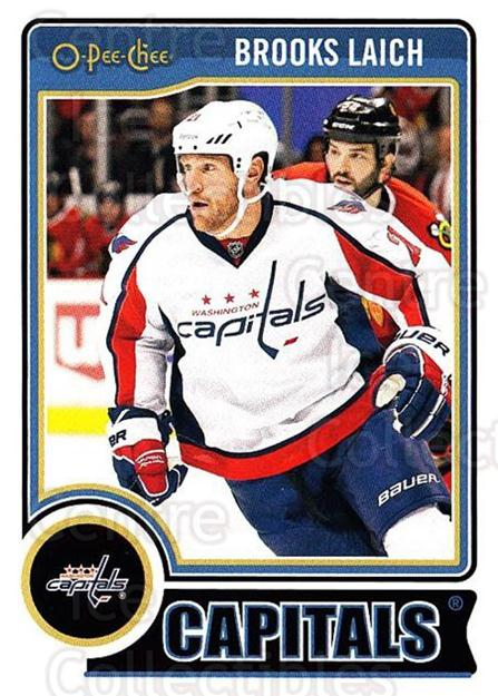 2014-15 O-Pee-chee #143 Brooks Laich<br/>4 In Stock - $1.00 each - <a href=https://centericecollectibles.foxycart.com/cart?name=2014-15%20O-Pee-chee%20%23143%20Brooks%20Laich...&quantity_max=4&price=$1.00&code=688261 class=foxycart> Buy it now! </a>