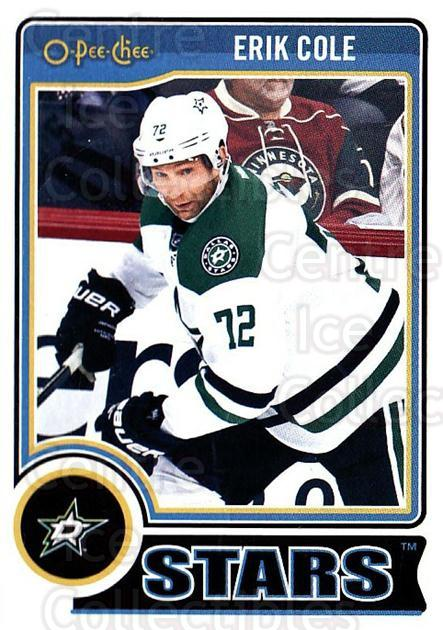 2014-15 O-Pee-chee #146 Erik Cole<br/>5 In Stock - $1.00 each - <a href=https://centericecollectibles.foxycart.com/cart?name=2014-15%20O-Pee-chee%20%23146%20Erik%20Cole...&quantity_max=5&price=$1.00&code=688264 class=foxycart> Buy it now! </a>