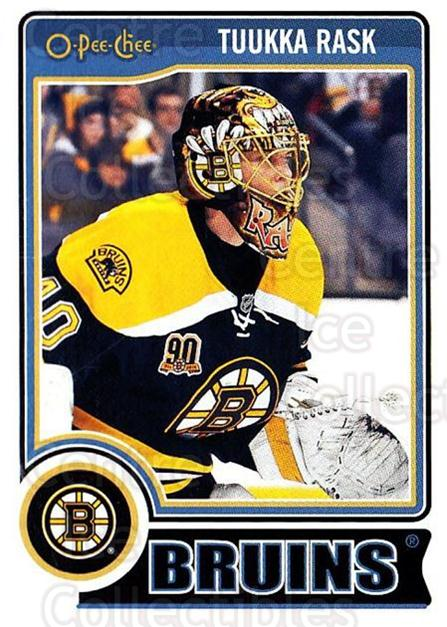 2014-15 O-Pee-chee #151 Tuukka Rask<br/>4 In Stock - $2.00 each - <a href=https://centericecollectibles.foxycart.com/cart?name=2014-15%20O-Pee-chee%20%23151%20Tuukka%20Rask...&quantity_max=4&price=$2.00&code=688269 class=foxycart> Buy it now! </a>