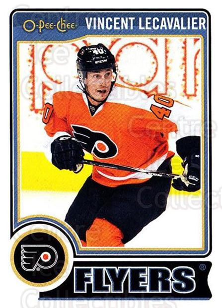 2014-15 O-Pee-chee #179 Vincent Lecavalier<br/>5 In Stock - $1.00 each - <a href=https://centericecollectibles.foxycart.com/cart?name=2014-15%20O-Pee-chee%20%23179%20Vincent%20Lecaval...&quantity_max=5&price=$1.00&code=688297 class=foxycart> Buy it now! </a>